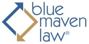 Blue Maven Law logo