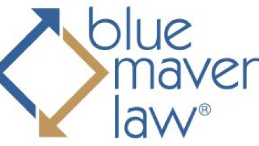 Blue Maven Law logo
